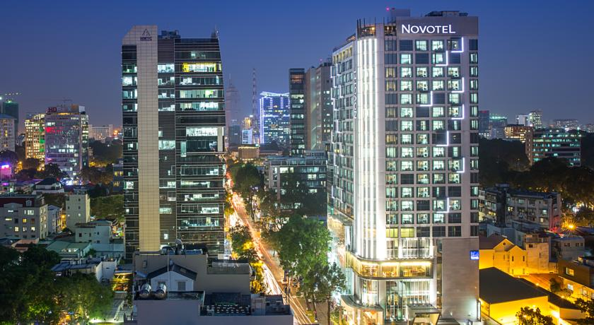 Novotel Saigon Centre 4-star