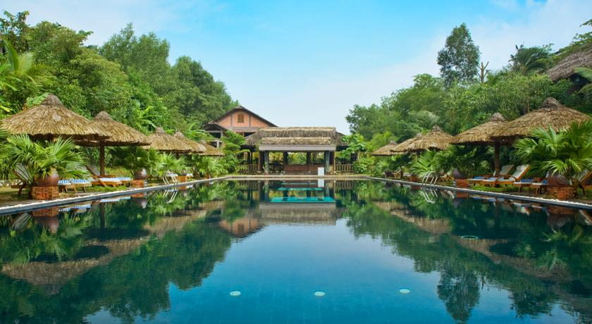 Pilgrimage Village Boutique Resort & Spa 5-stars