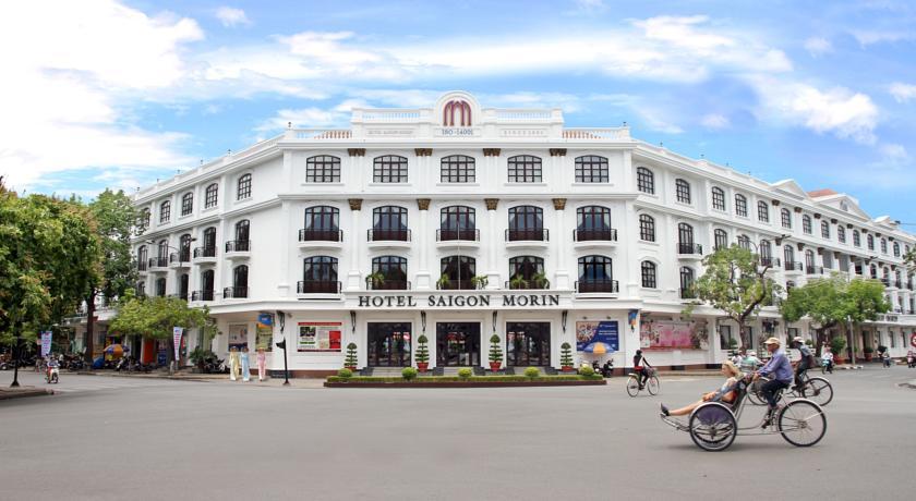 Saigon Morin Hotel 4-star